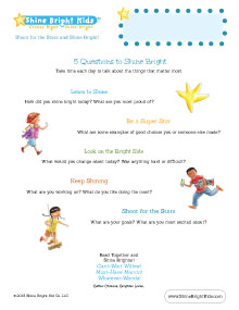 5 Questions to Shine Bright