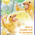 Give a Quack-Out to Someone You Love