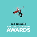 """Red Tricycle"" 2013 totally Awesome Awards"